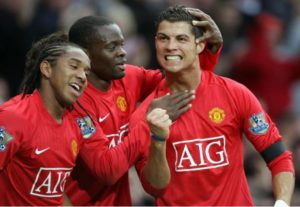 CR7 Manchester United