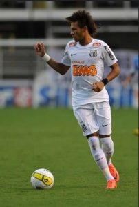 Neymar jr. Santos