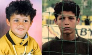 cr7 Childhood & Early Life