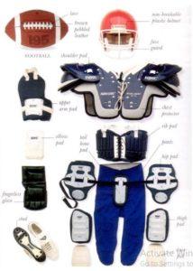 Player & Equipment